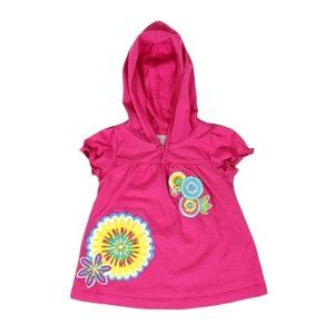 Hanna Andersson Baby Girl Bathing Suit Cover Up